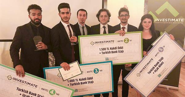 "EMU Banking and Finance Students Dominate ""Investimate"" Competition"