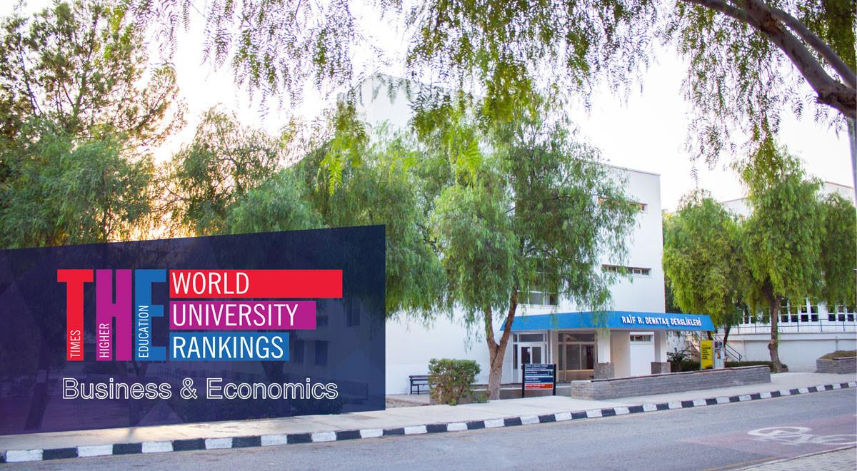 EMU's Faculty of Business of Economics is Among The World's Best