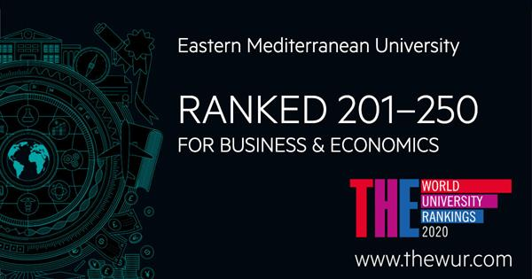 EMU Announced as a Top University For Business and Economics Education