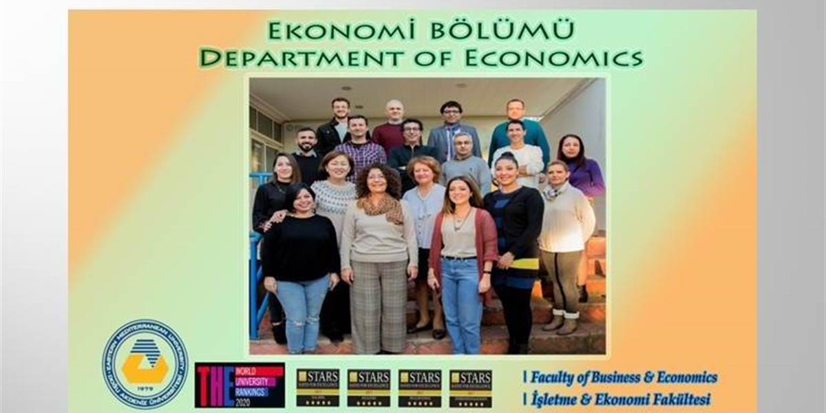 Click for more info about Department of Economics