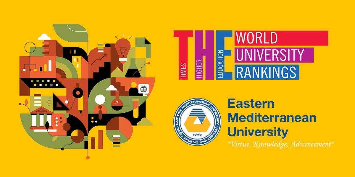 EMU is among the best within more than 25,000 world universities.