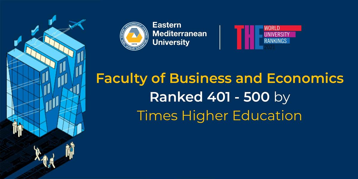 Faculty of Business and Economics Ranks Amongst the Best Again