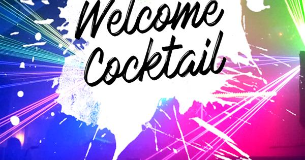 "FBE ""Welcome Cocktail"""